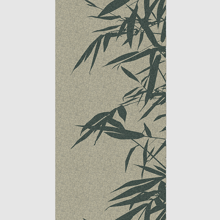 bamboo breeze corridor 195 cm  green