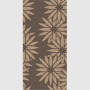 yoga corridor 195 cm  brown
