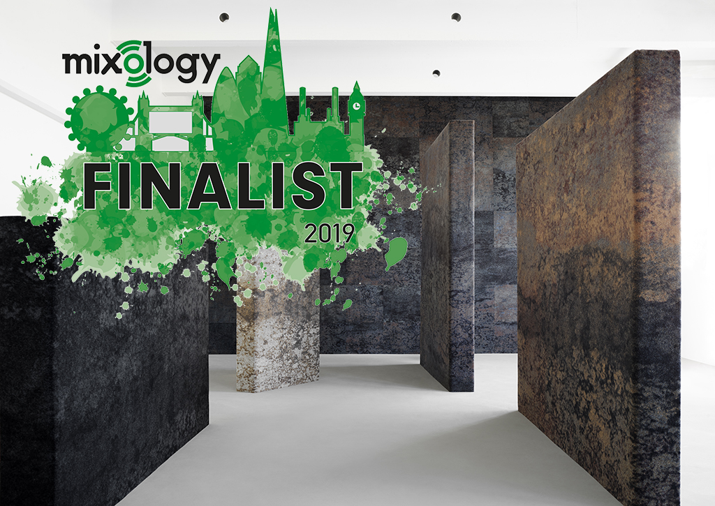 Collection shortlisted for Mixology19