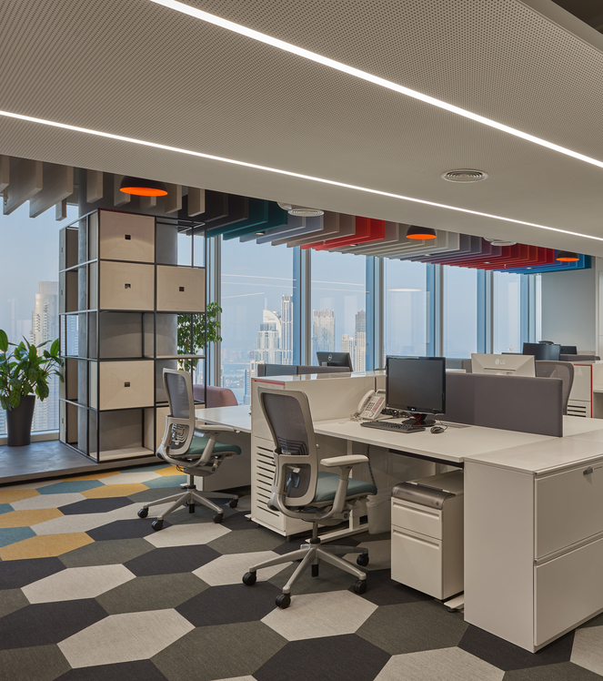 Spacewell Interiors, Dubai