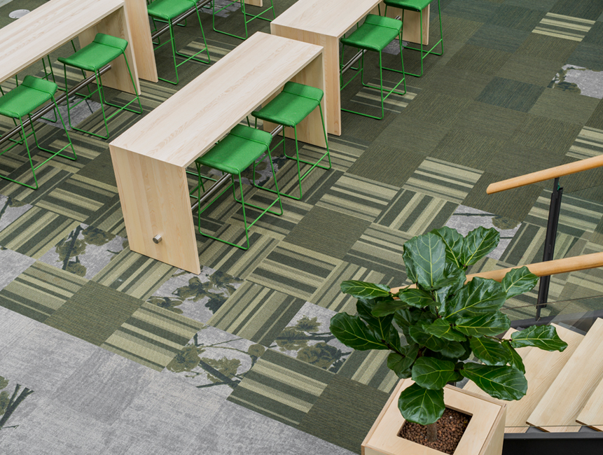 The complete guide to office carpeting