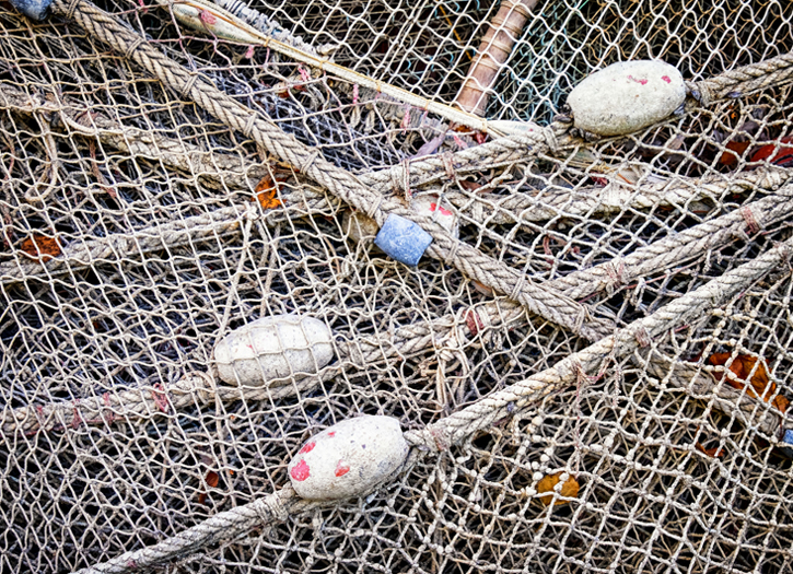 ECONYL® - from fishing nets to carpet yarns